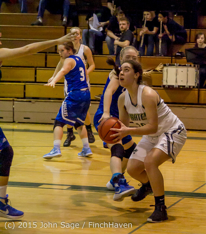 22718 Girls Varsity Basketball v Casc-Chr 020516