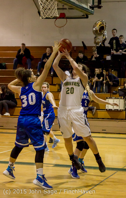 22720 Girls Varsity Basketball v Casc-Chr 020516