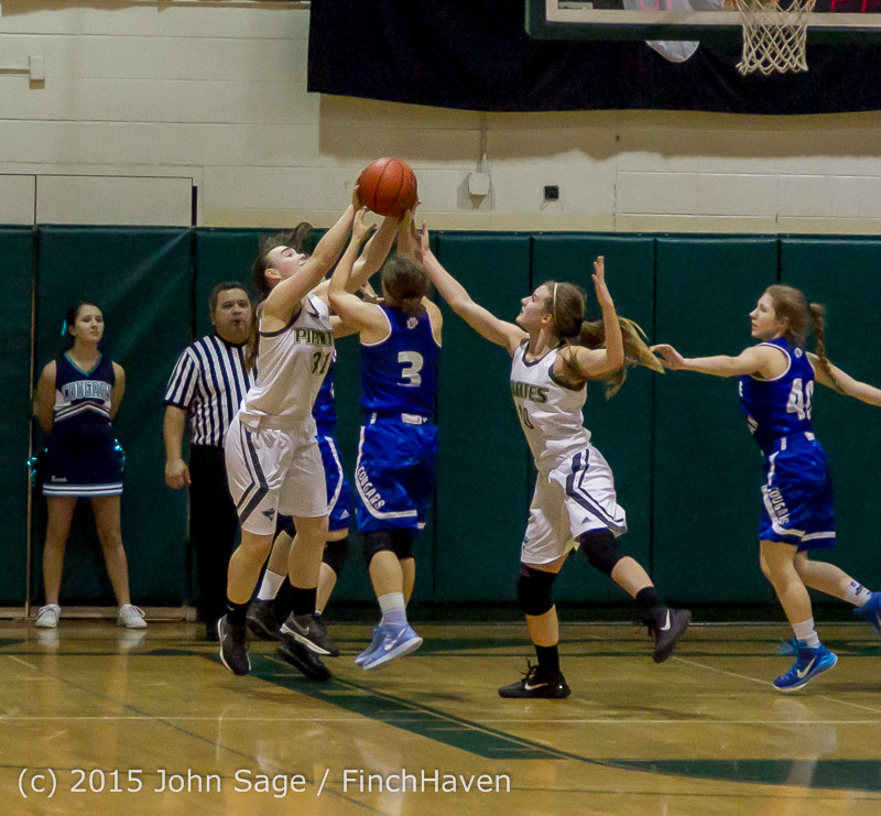 22934 Girls Varsity Basketball v Casc-Chr 020516