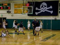 14900 Girls Varsity Basketball v Klahowya 120915