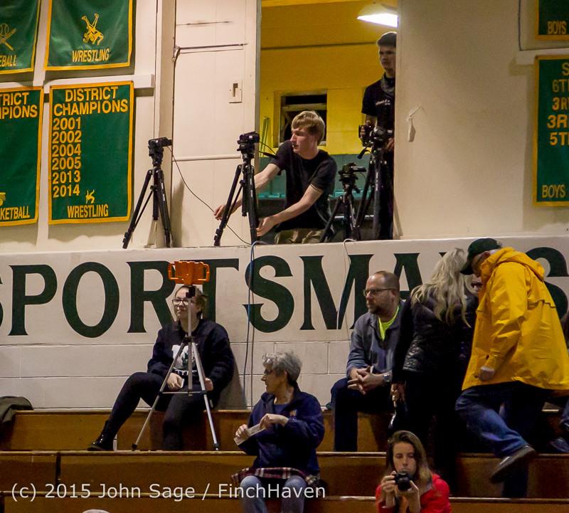 14902 Girls Varsity Basketball v Klahowya 120915