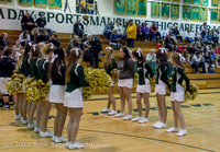 14907 Girls Varsity Basketball v Klahowya 120915