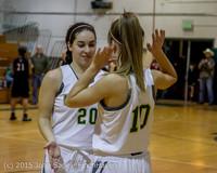 14937 Girls Varsity Basketball v Klahowya 120915