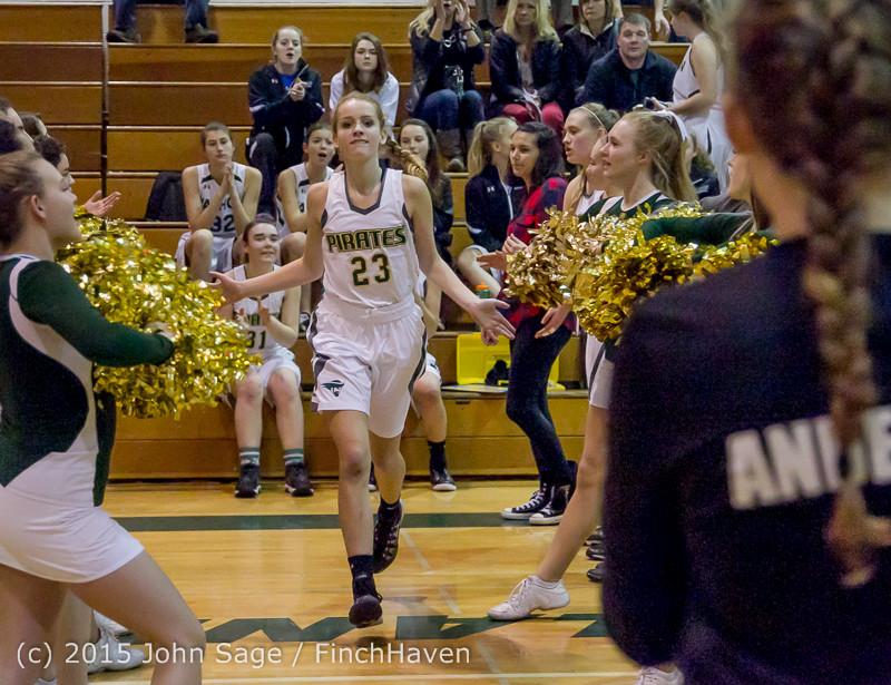 14948 Girls Varsity Basketball v Klahowya 120915