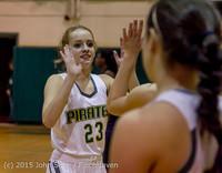 14958 Girls Varsity Basketball v Klahowya 120915