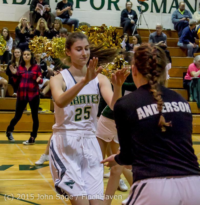 14984 Girls Varsity Basketball v Klahowya 120915