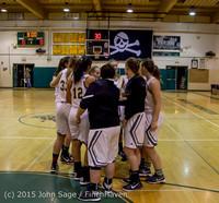 14997 Girls Varsity Basketball v Klahowya 120915