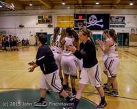 15004 Girls Varsity Basketball v Klahowya 120915