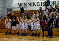 15009 Girls Varsity Basketball v Klahowya 120915