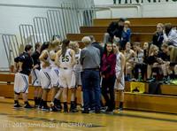 15016 Girls Varsity Basketball v Klahowya 120915
