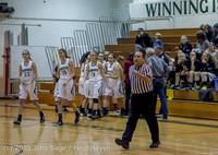 15031 Girls Varsity Basketball v Klahowya 120915