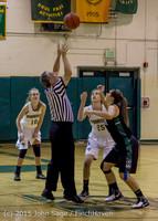 15032 Girls Varsity Basketball v Klahowya 120915