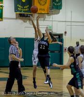 15036 Girls Varsity Basketball v Klahowya 120915