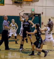 15038 Girls Varsity Basketball v Klahowya 120915