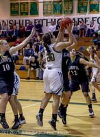 15052 Girls Varsity Basketball v Klahowya 120915