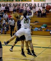 15055 Girls Varsity Basketball v Klahowya 120915
