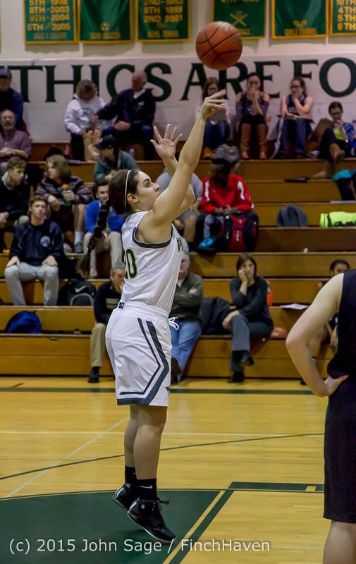 15062 Girls Varsity Basketball v Klahowya 120915