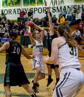 15084 Girls Varsity Basketball v Klahowya 120915