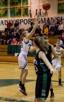15090 Girls Varsity Basketball v Klahowya 120915