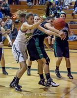 15104 Girls Varsity Basketball v Klahowya 120915