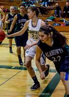 15114 Girls Varsity Basketball v Klahowya 120915