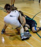 15118 Girls Varsity Basketball v Klahowya 120915