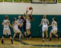 15147 Girls Varsity Basketball v Klahowya 120915