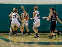 15152 Girls Varsity Basketball v Klahowya 120915