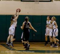 15165 Girls Varsity Basketball v Klahowya 120915