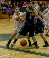 15200 Girls Varsity Basketball v Klahowya 120915