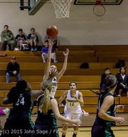 15288 Girls Varsity Basketball v Klahowya 120915
