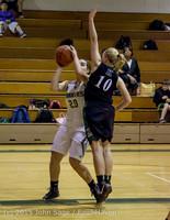 15306 Girls Varsity Basketball v Klahowya 120915