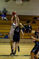 15307 Girls Varsity Basketball v Klahowya 120915