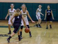 15326 Girls Varsity Basketball v Klahowya 120915