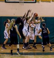 15356 Girls Varsity Basketball v Klahowya 120915