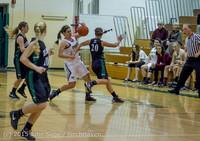 15373 Girls Varsity Basketball v Klahowya 120915