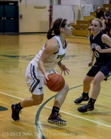 15375 Girls Varsity Basketball v Klahowya 120915