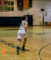 15394 Girls Varsity Basketball v Klahowya 120915