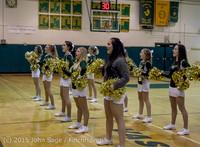 15409 Girls Varsity Basketball v Klahowya 120915