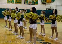 15412 Girls Varsity Basketball v Klahowya 120915