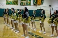 15422 Girls Varsity Basketball v Klahowya 120915