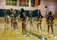 15425 Girls Varsity Basketball v Klahowya 120915