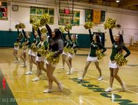 15458 Girls Varsity Basketball v Klahowya 120915
