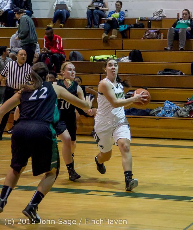 15468 Girls Varsity Basketball v Klahowya 120915