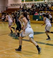 15487 Girls Varsity Basketball v Klahowya 120915