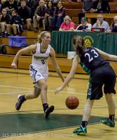 15505 Girls Varsity Basketball v Klahowya 120915