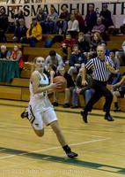 15540 Girls Varsity Basketball v Klahowya 120915
