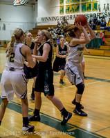 15565 Girls Varsity Basketball v Klahowya 120915