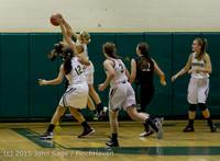15584 Girls Varsity Basketball v Klahowya 120915