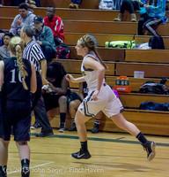 15604 Girls Varsity Basketball v Klahowya 120915